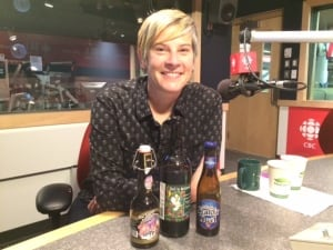 On The Coast beer columnist Rebecca Whyman