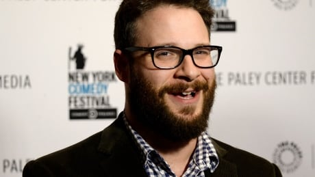 Seth Rogen invites fans to smoke weed with him at Colorado screening