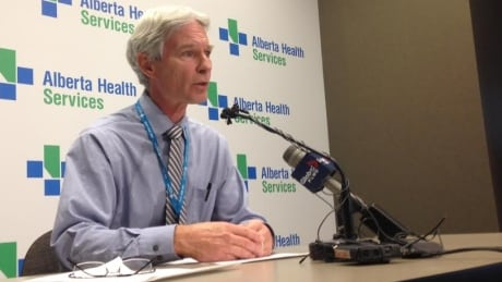 Calgary patient tested for Ebola unlikely to have disease, AHS official says