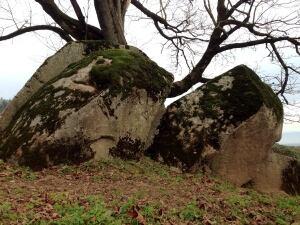 Lightning Rock Spiritual site to Sumas peoples