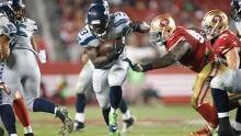 Thanksgiving football: Seahawks down rival