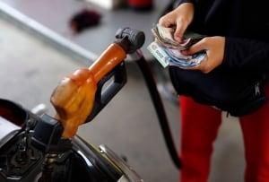 INDONESIA-gasoline