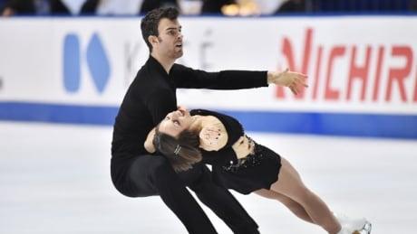 Canada's Duhamel, Radford take NHK Trophy