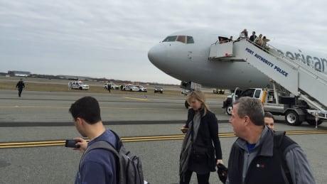 JFK Airplane Bomb Threat