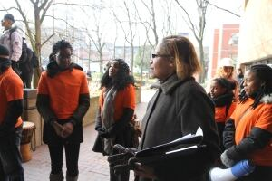 Sandra Wilson, Hamilton Police Service community relations