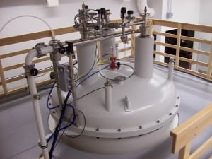National Ultrahigh-Field NMR Facility for Solids magnet
