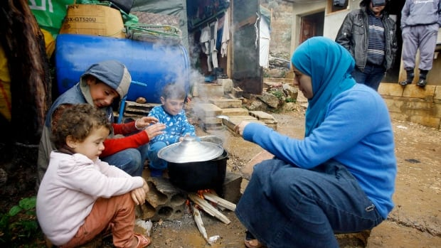 The UNHCR is making a pitch at meetings in Geneva on Tuesday for countries to help resettle more than 100,000 refugees from the Syrian civil war over the next two years.