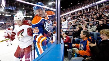 Oilers' Game Featured Some Empty Seats At Rexall Place