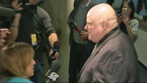 Coun. Rob Ford at city hall