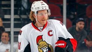 Daniel Alfredsson announces retirement from NHL
