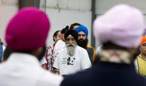 World Sikh Organization president Prem Vinning