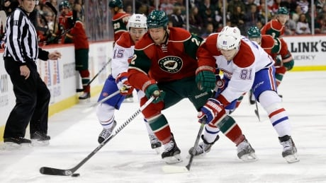 Canadiens Handed Tough Loss By Wild