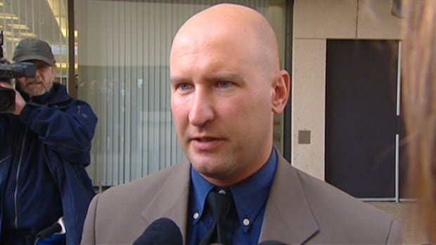 Edmonton police officer Mike Wasylyshen was recently promoted despite having a criminal record for the drunken, off-duty assault of a man on crutches and a disciplinary suspension for tasering a passed-out native youth.