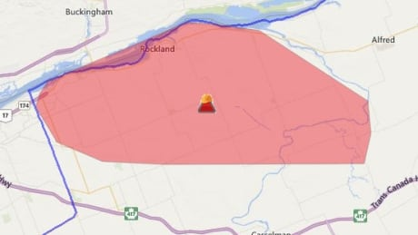 Power restored for 30K Hydro One customers in Eastern ...