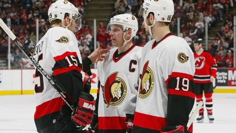 Daniel Alfredsson: 11 Moments From The Career Of No. 11