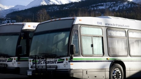 Whistler busses getting upgrades to make service safer, cleaner