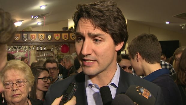 Justin Trudeau is heading to Iqaluit, Inuvik and Yellowknife in the New Year.