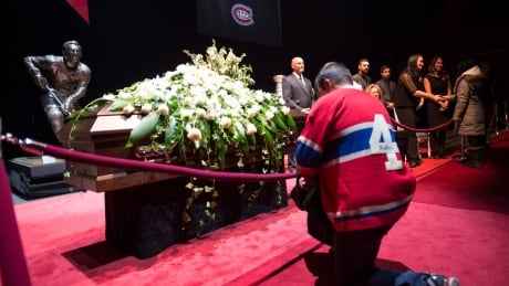 'My Idol And My Captain': Jean Beliveau's Public Visitation Begins Today