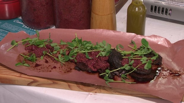 St John S Chefs Push Benefits Of Seal Meat