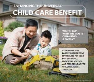 Universal Child Care Benefit