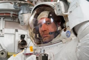 NASA conducts spacesuit imaging to help diagnose future ...