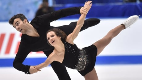 Grand Prix Final: Canadians in hunt for gold