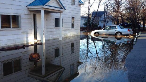 Basement Flooding Tips After Nova Scotia Downpour Nova Scotia CBC News