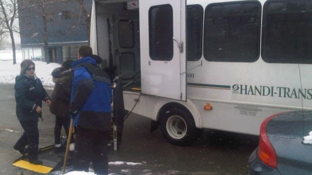 Right now in Greater Sudbury, only passengers with physical disabilities can ride Handi-Transit — but, people with cognitive disabilities want to use it, too.