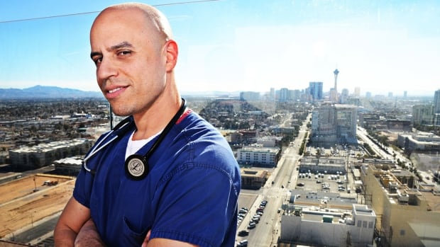 Dr. Zubin Damania, CEO and Founder of Las Vegas-based Turntable Health