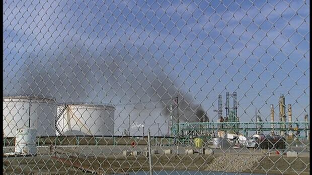 Refinery Regina