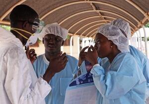 Mali Ebola West Africa