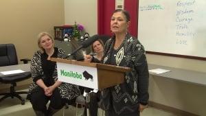 Indigenous sexual assault program announcement - Dec. 12, 2014