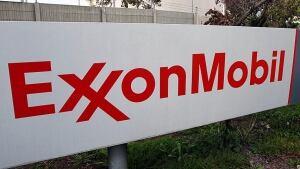 ExxonMobil sign Associated Press