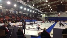 Russell: Deep in the heart of curling country
