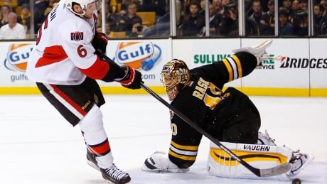 Senators Beat Bruins, Dave Cameron Wins 1st As NHL Coach