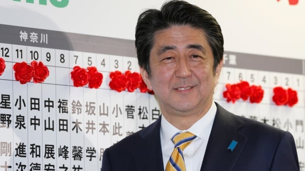 One of Prime Minister Abe Shinzo's goals is to make it possible for Japan to restart its nuclear reactors, which were taken off-line after the 2011 Fukushima disaster in 2011.