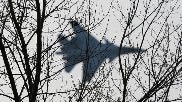A Russian jet takes part in a recruitment drive in October. A commercial flight Friday from Denmark to Poland was diverted by Swedish authorities before a collision with a Russian jet, Sweden says.