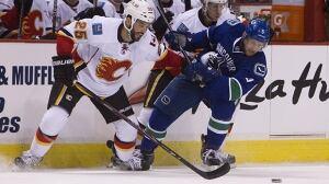 Hockey Night in Canada: Flames vs. Canucks