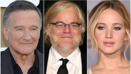Robin Williams, Philip Seymour Hoffman and Jennifer Lawrence top Google's list ... - CBC.ca