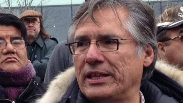 Grand Chief Matthew Coon Come calls the suit the latest chapter in the Cree Nation's struggle to ensure that its pre-existing rights over all of its traditional lands are properly respected.