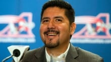 Anthony Calvillo named to Alouettes' coaching staff