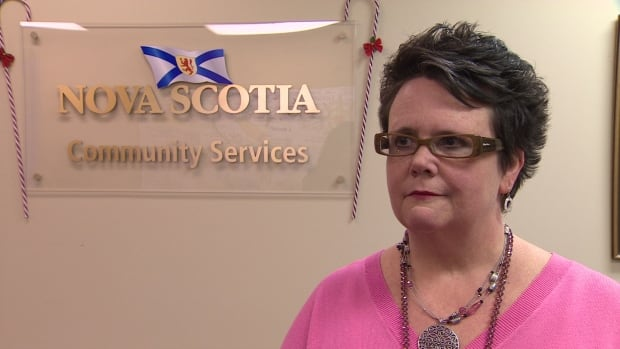 Community Services Minister Joanne Bernard says the cuts in her department were necessary because some non-profit groups were not being held accountable for how they were spending public funds.