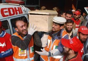 Pakistan Peshawar school attack Taliban