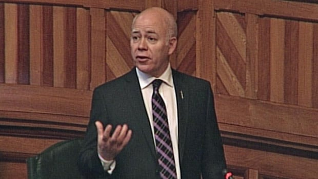 Green Party Leader David Coon introduced a Local Food Security Act this week.