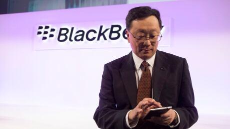 BlackBerry Event 20140924