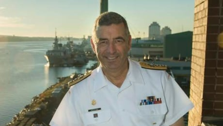 Rear Admiral​ John Newton​ shares his greatest gift - CBC.ca