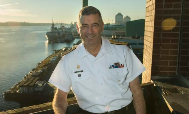 Rear Admiral John Newton Maritime Forces Atlantic