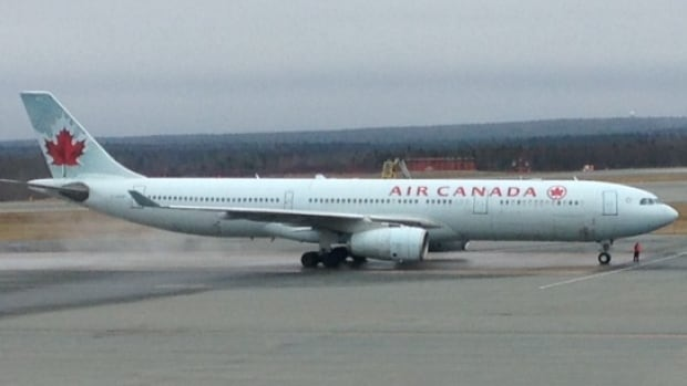 This A330 aircraft, holding 239 passengers, was travelling from London to Toronto when it was diverted to Halifax.