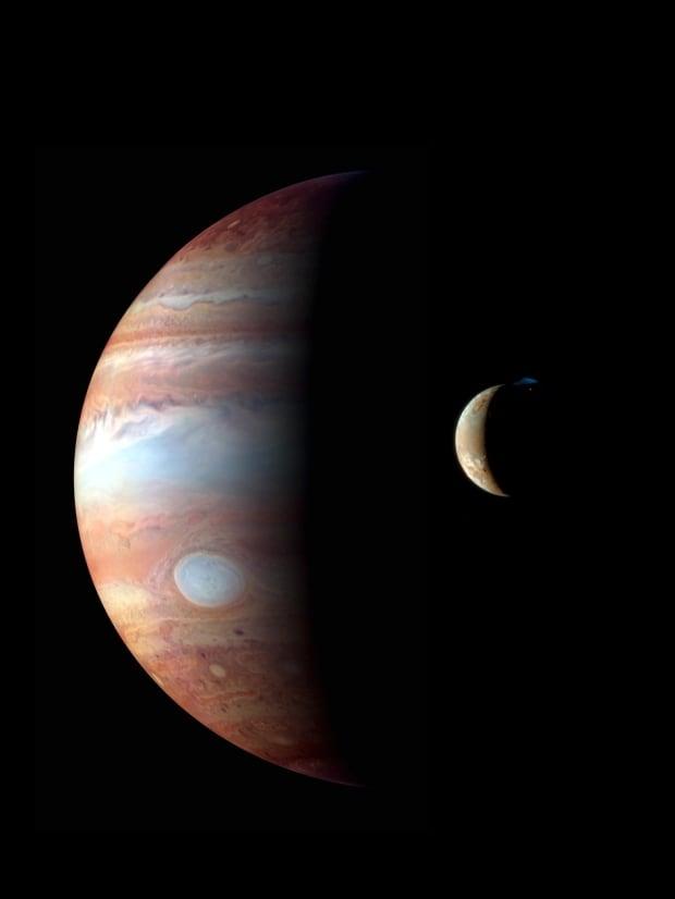 New Horizons Jupiter Io