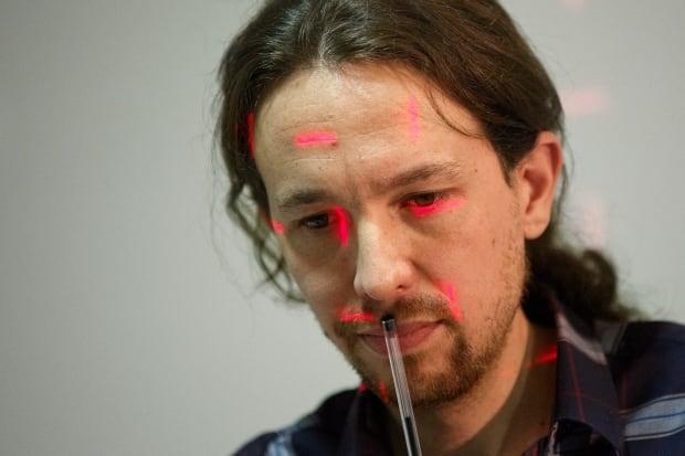 Spain Podemos Party